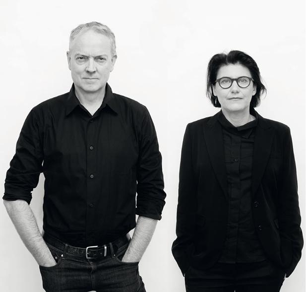 Dominique Jakob & Brendan MacFarlane